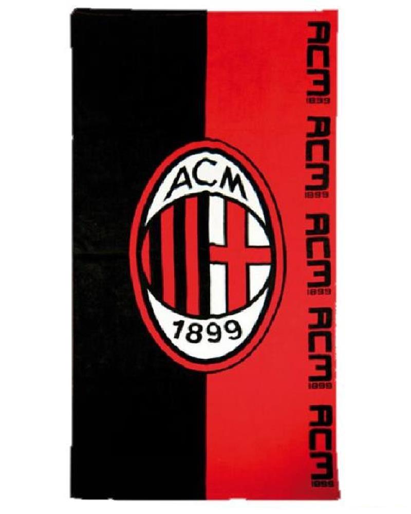 A.C. Milan Telo mare Milan 75X150 prodotto ufficiale calcio *08474