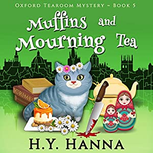 Muffins and Mourning Tea Audiobook