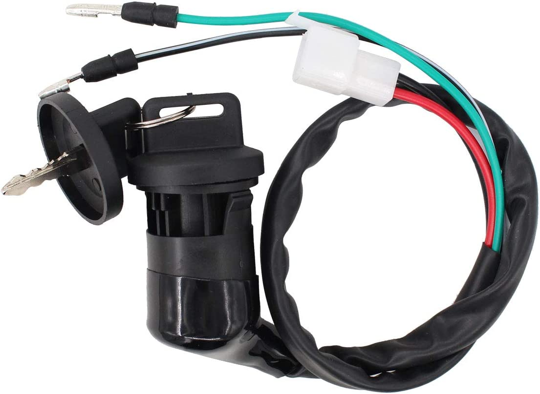 New Ignition Key Switch main switch for Honda ATV ATC BIG RED 250 1985 1986 1987 ATC250ES ATC 250ES