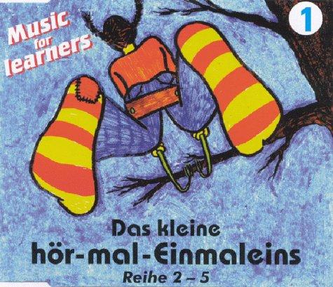 Das kleine hör-mal-Einmaleins, je 1 CD-Audio, Tl.1, Reihe 2-5