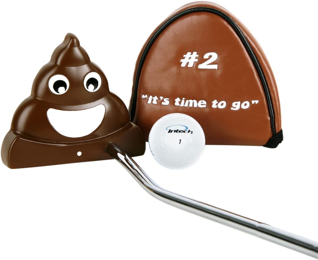 Intech Golf 2 Poop Putter 35