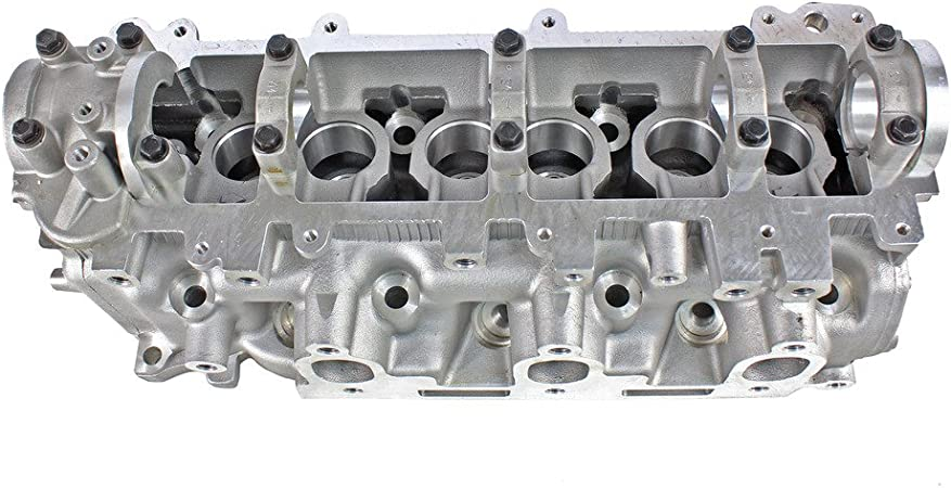 Left Side Bare Cylinder Head Fits 88-95 Toyota 4Runner Pickup 3.0L V6 SOHC 12v