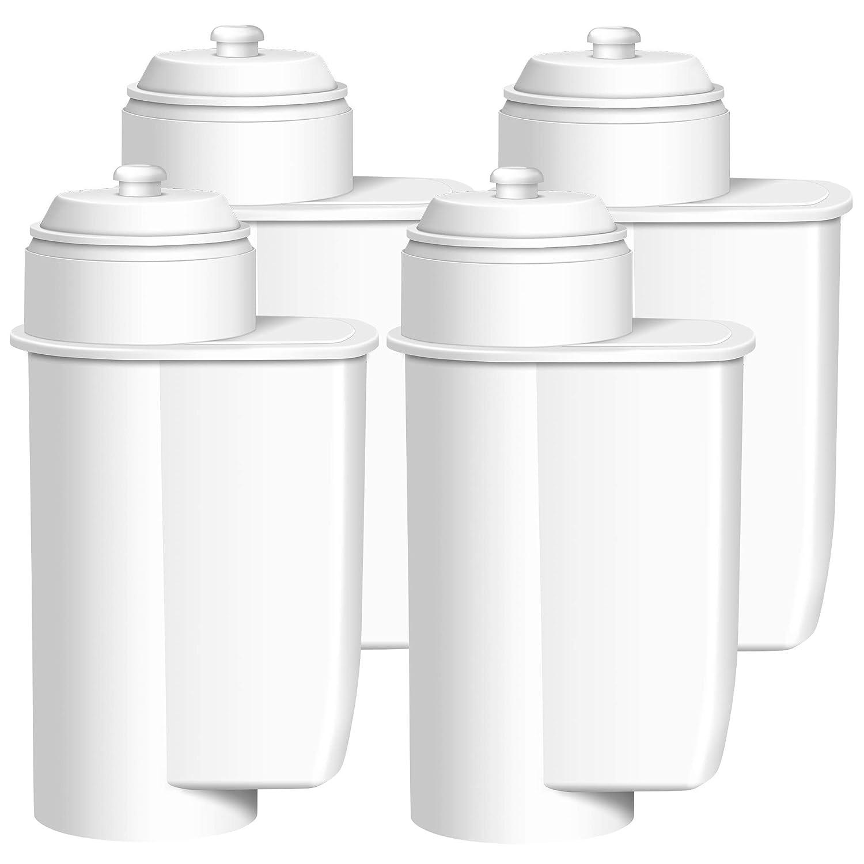 Waterdrop WD-01 Kompatibler Wasserfilter fü r Kaffeevollautomat Ersatz fü r Brita Intenza 1016723, 575491, TCZ-7003 , TZ-70003 , TCZ-7033, 467873 WD-01-4