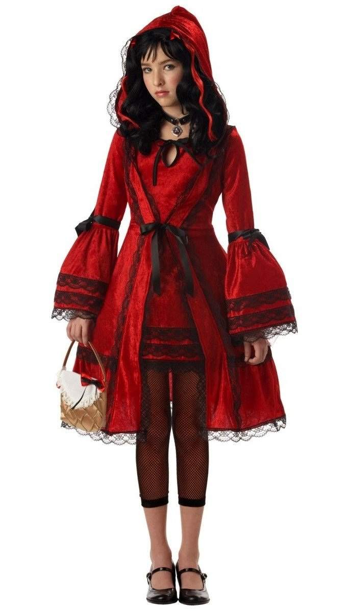 Amazon.com California Costume Collections CC04022-L Tween Little Red Riding Hood Costume Size Large Toys u0026 Games  sc 1 st  Amazon.com & Amazon.com: California Costume Collections CC04022-L Tween Little ...