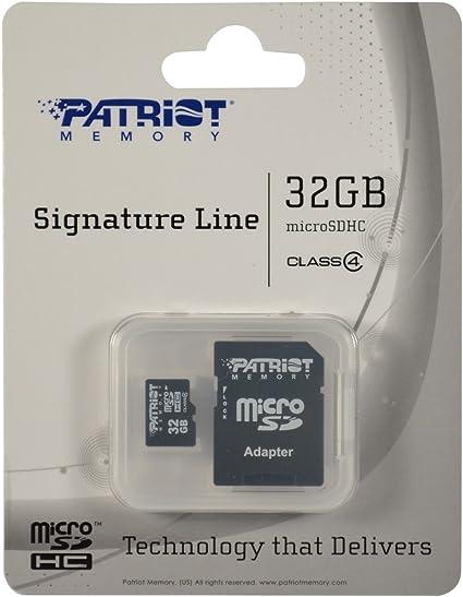 NEW 16Gb Genuine Patriot Memory Card for SAMSUNG SMX-C24 DIGITAL CAMCORDER