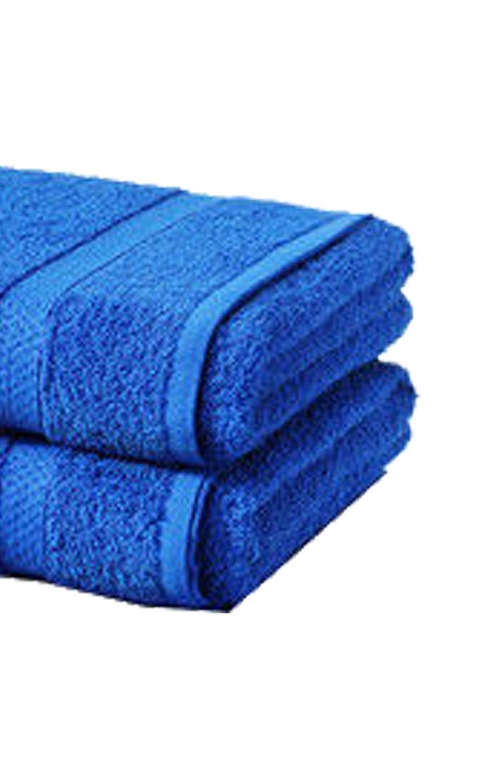 95 x 200 cm Super Doux Absorbant Elegant Textiles Lot de 3 Drap de Bain Super Jumbo Extra Large 100/% Coton Taille