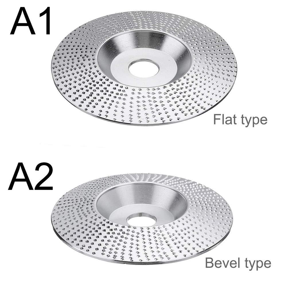 argento Disco abrasivo per smerigliatrice angolare Asdomo per smerigliatrice angolare in carburo di tungsteno