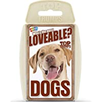 Top Trumps | Dogs | Card Game | Educational