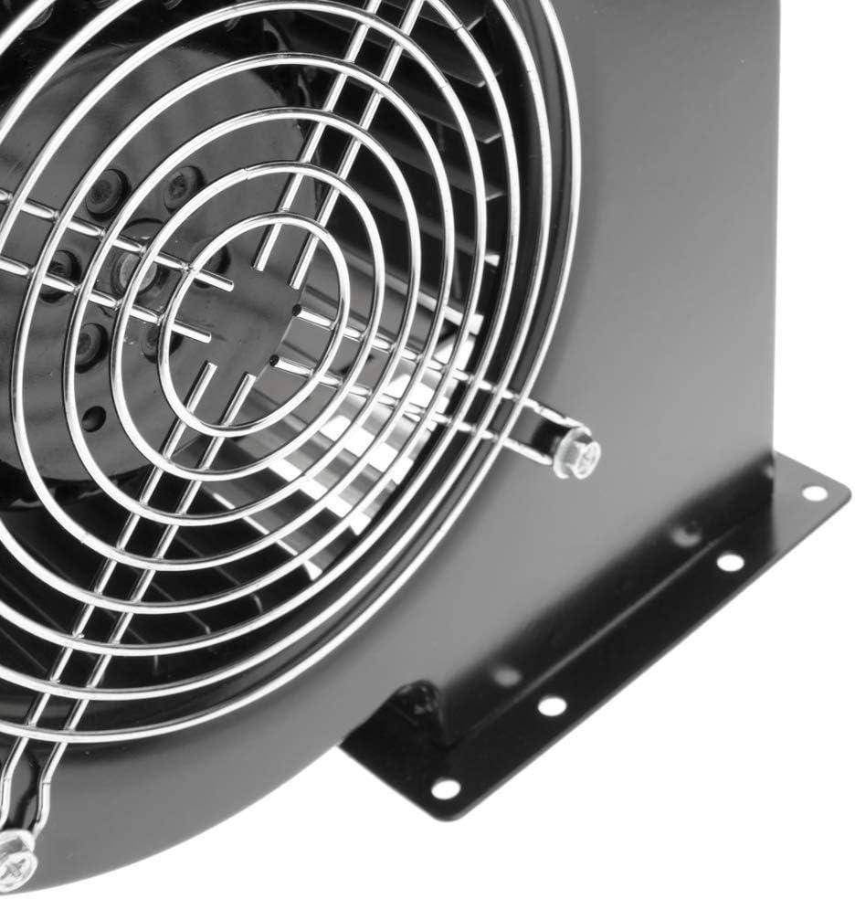 PrimeMatik - Extractor de Aire centrífugo Radial para ventilación ...