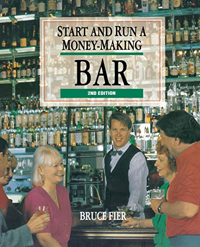 Start and Run a Money-Making Bar
