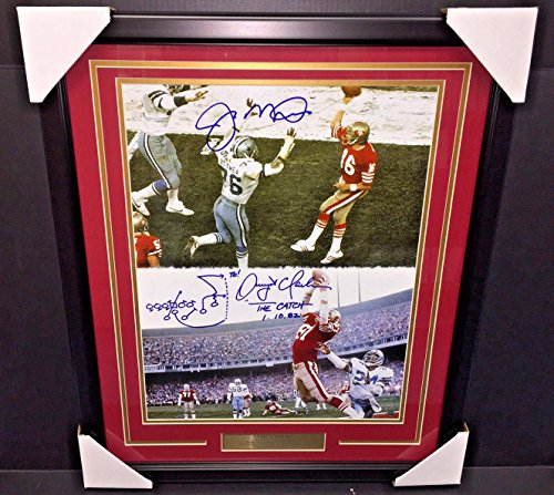 Joe Montana Signed Photo - 7