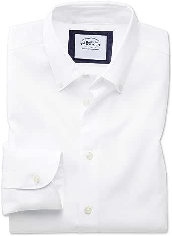 Charles Tyrwhitt - Camisa formal - para hombre: Amazon.es: Ropa y accesorios