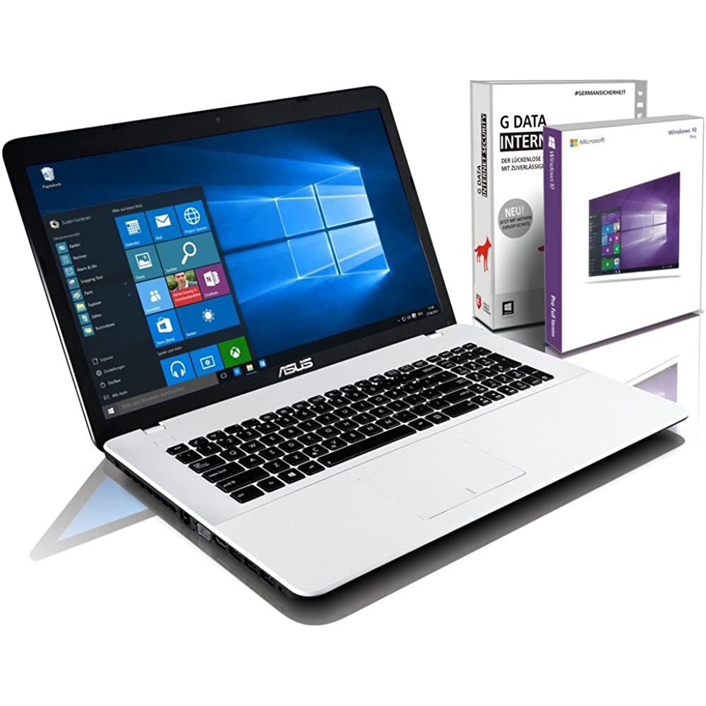 Günstig und gut sind die Laptops von ASUS, die u.a. von shinobee verkauft werden.