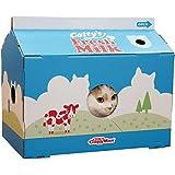 キャティーマン (CattyMan) 爪みがきにゃんボックス ミルク