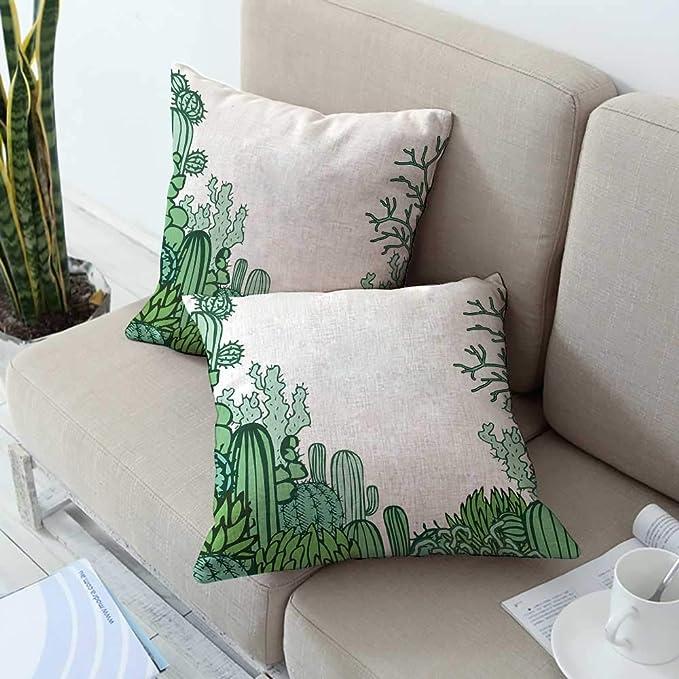 Ediyuneth Throw Pillow Cushion Cover