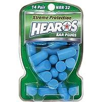 Protetor Auricular Hearos Xtreme 33dB 14 pares Cor:Azul