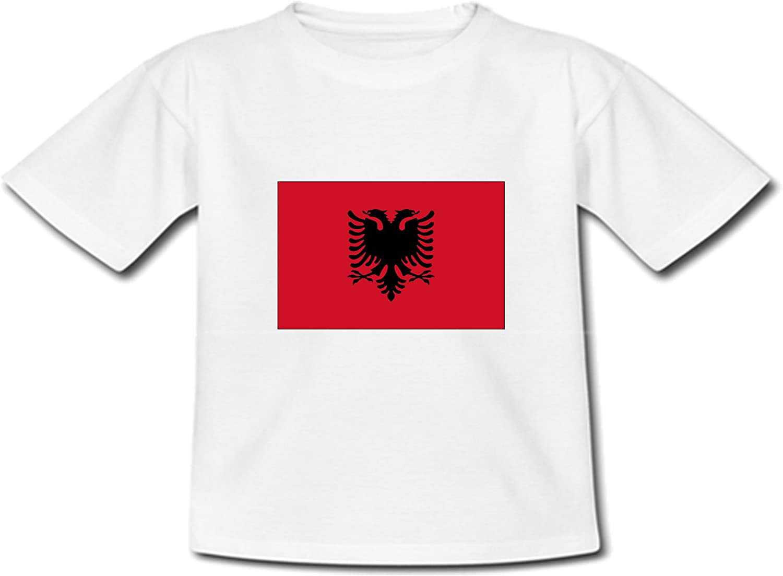 Albanie Body B/éb/é Manches Courtes YONACREA