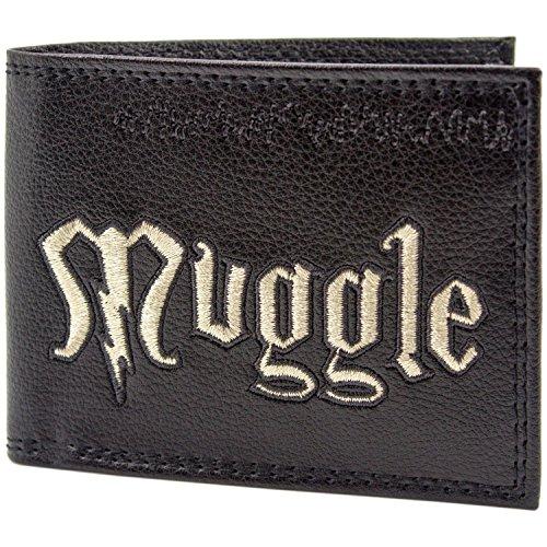 Harry Potter genäht Muggle Braun Portemonnaie Geldbörse P4V7E7fI