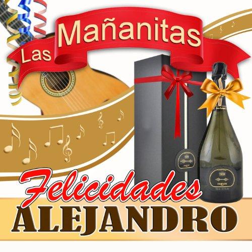 Amazon.com: Felicidades Alejandro: Las Mañanitas: MP3 Downloads