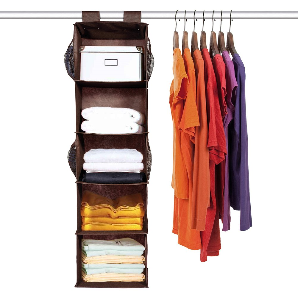 storage shelf hanging washable collection color shelves drawers bag with accessory shoes closet products organizer