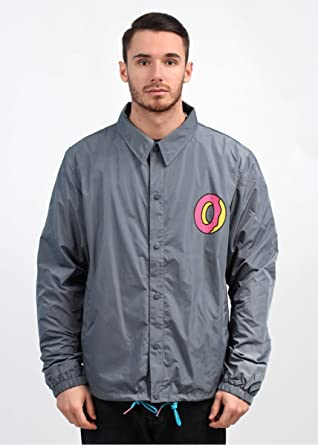 e05b20aca1d4 オッドフューチャー)OFWGKTA ナイロン コーチジャケット Odd Future Single Donut Coach Jacket Mサイズ