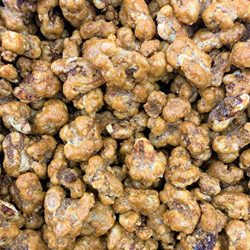Gourmet Toffee Coated Walnuts by Its Delish, 2 lbs Bulk