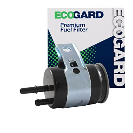 ecogard xf44705 engine fuel filter - premium replacement fits chrysler  lebaron, new yorker, imperial