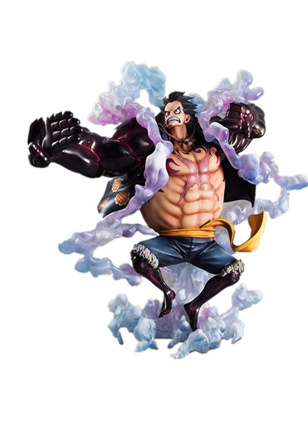 One Piece Super Big Monkey D Luffy Gear Fourth Action Figure by Water Asked (Image #1)