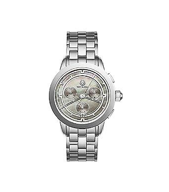 af98c6830ee1 Amazon.com  Tory Burch Women s TB1028 Steel Watch  Watches