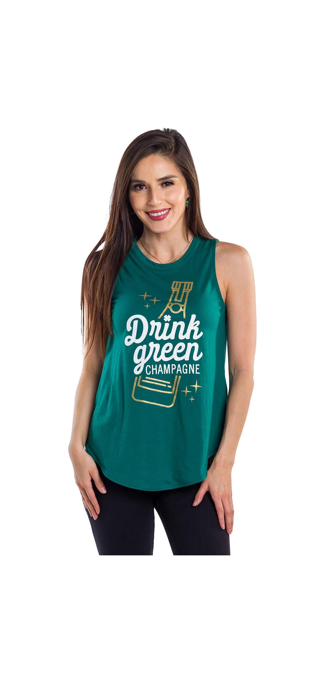 Women's St Patrick's Day T-shirts - Female St Paddy's Day