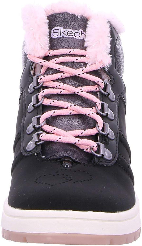 Basket Skechers Street Cleat 2.0 Trickstar Black Pink 84701LBKPK