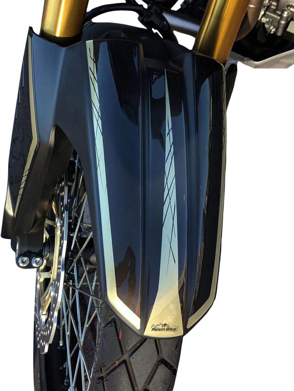 Adhesivos 3D Protecci/ón Guardabarros Compatible con Honda Africa Twin 2016