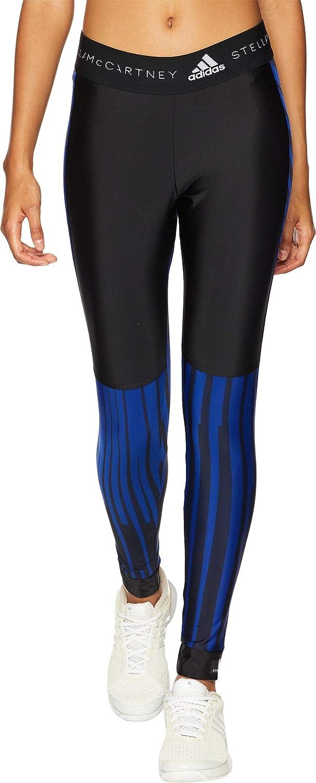 25dd656838330 adidas by Stella McCartney Women's Run Printed Tights CG0146 Mystery  Ink/Black X-Small 25 at Amazon Women's Clothing store: