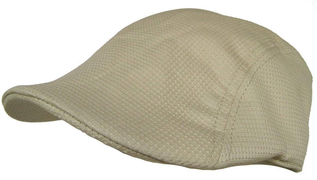 ca0982a711518 Henschel Cotton Duckbill Ivy Scally Cap Waffle Pattern Riding Hat ...