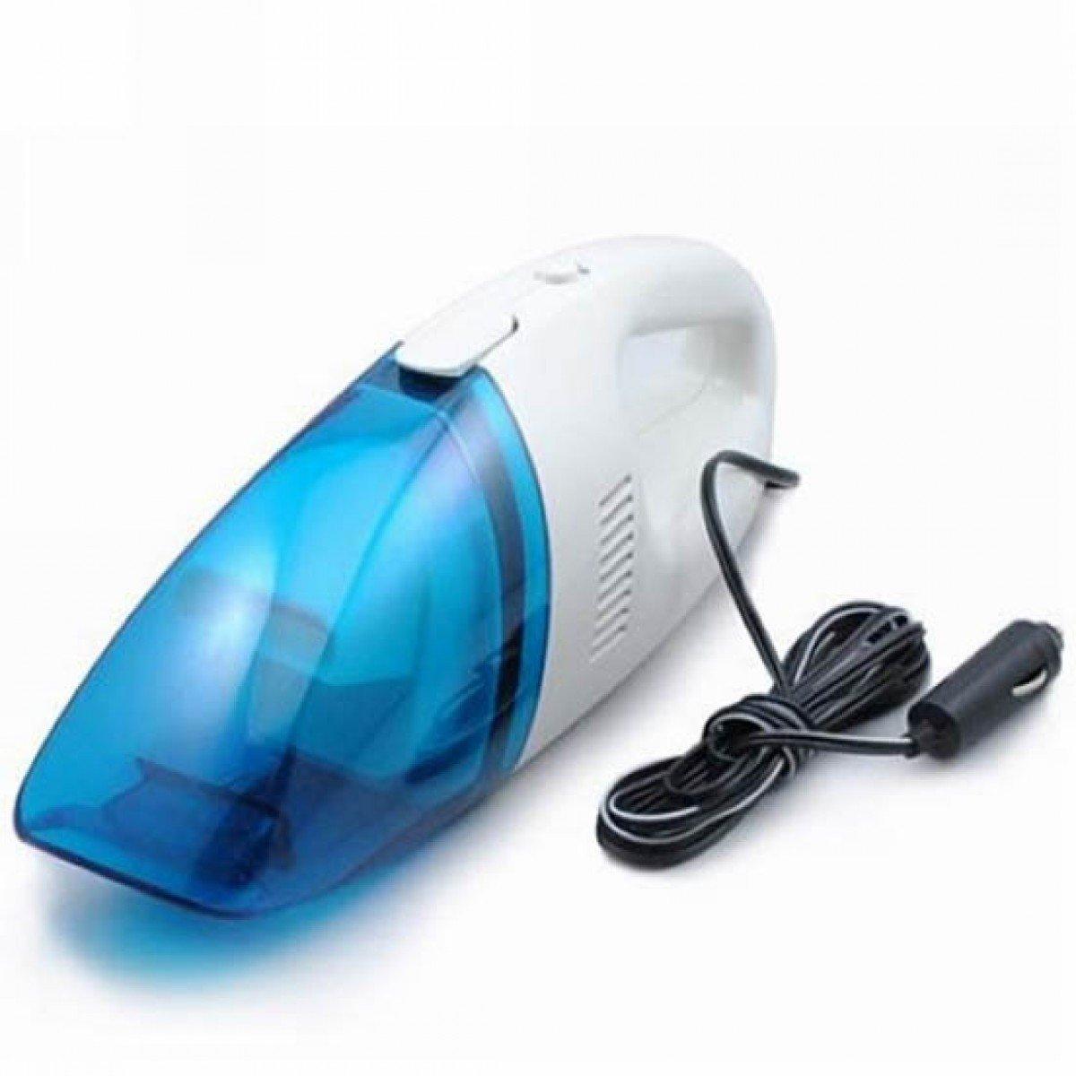Krevia 12 V Portable Car Vaccum Cleaner Multipurpose Vacuum Amazonin Motorbike