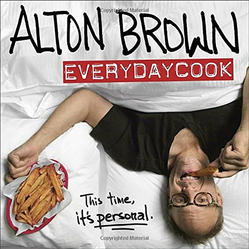 Book Cover: Alton Brown: EveryDayCook