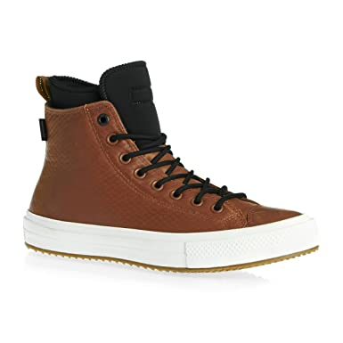 Leather Chaussures Star All Ii Boot Converse Livres xIw6qOZW4