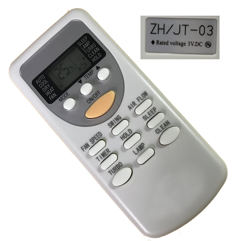 Amazon.com: Replacement for Lennox Air Conditioner Remote Control Model Number ZH/JT-03: Home & Kitchen