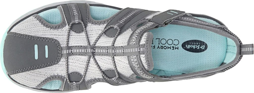 Dr. Scholl's Women's Archie Fisherman Sandal B01KGAUQSE 8.5 B(M) US|Grey