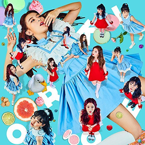 RED VELVET - [ROOKIE] 4th Mini Album CD+Photo Book+1p PhotoCard K-POP SEALED