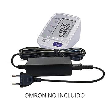 Reemplazo Omron 6V / DC 6 Volt Batería Cargador Adaptador Fuente de alimentación para 705-