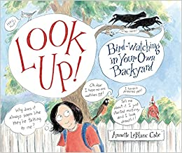 Image result for look up bird watching in your own backyard