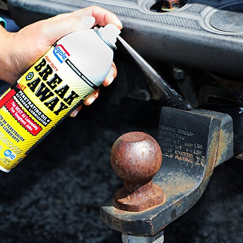 best penetrating oil for seized bolts
