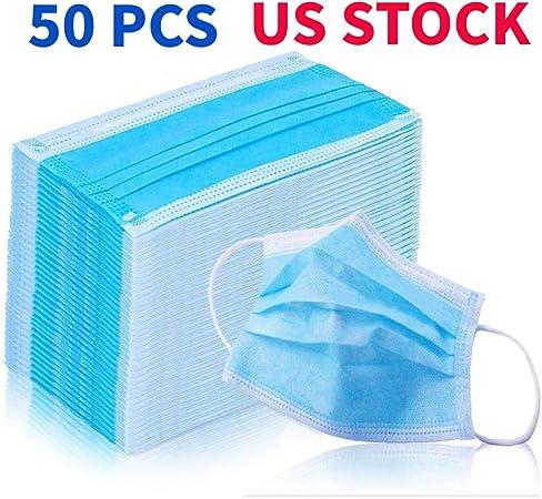 50pcs disposable masks