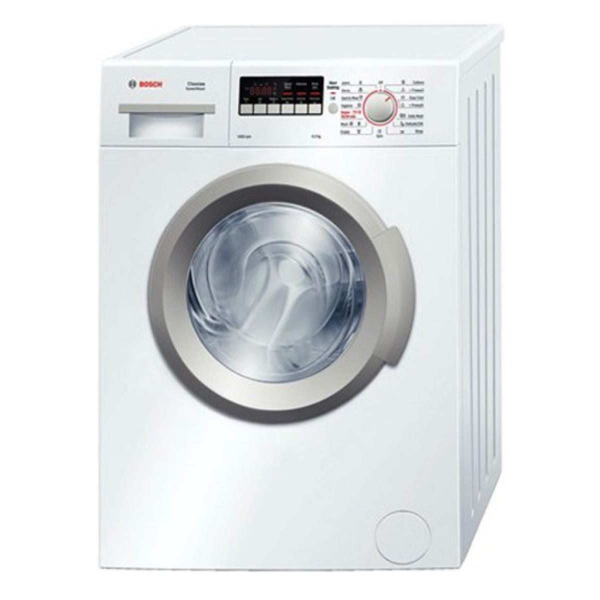 Bosch Serie 2 WAB20268IN Classixx Front-loading Washing Machine (6 Kg,  White): Amazon.in: Home & Kitchen