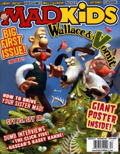 MAD KIDS (Mad Magazine) #1 (Dec. (Mad Kids Magazine)