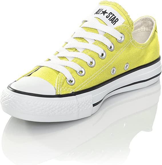 Converse Chuck Taylor All Star Season Ox, Baskets pour Femme ...