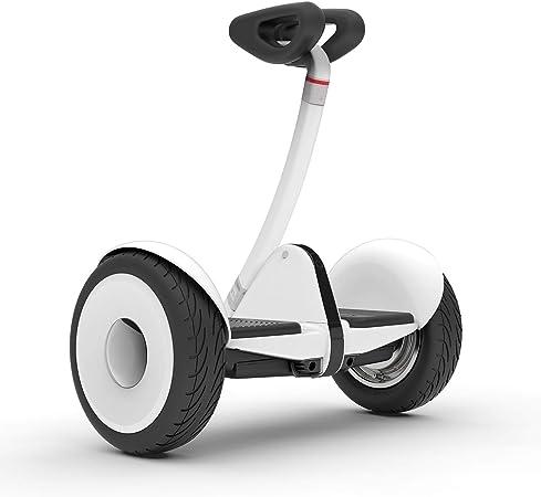 NEW White Ninebot S by Segway Smart Self Balancing Scooter Transporter UK
