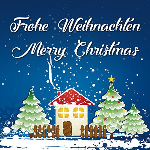 frohe weihnachten merry christmas by various artists on. Black Bedroom Furniture Sets. Home Design Ideas