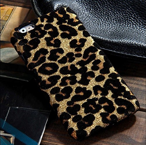 Jesiya Sexy Leopard Pattern Fashionable Animal Print Protective Shell Case for iPhone 6 Plus / 6s Plus